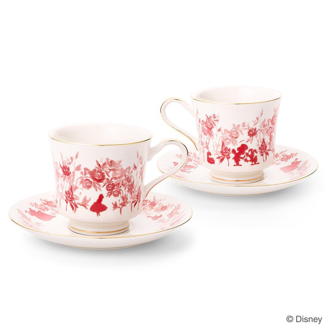 Pair Cup and Saucer