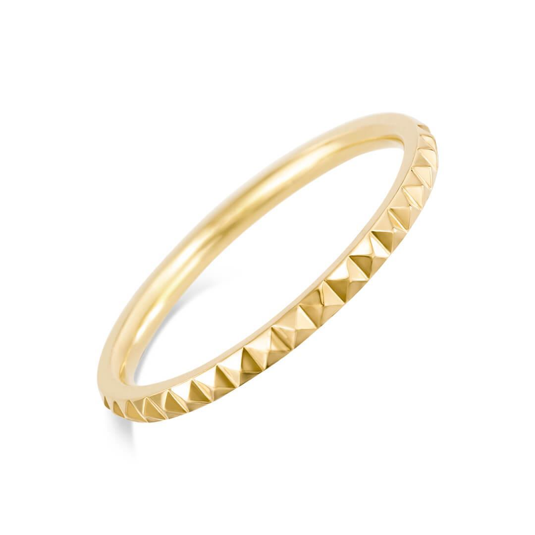Studs-Right Ring